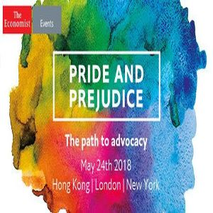 Pride and Prejudice 2018, May 24th, Hong Kong | London | New York