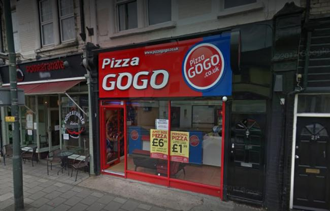 Pizza Gogo Hampton Wicks Late Night Licence For Suspended