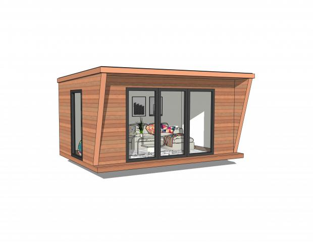 Richmond and Twickenham Times: Self-build Cabina, starting from £4,295