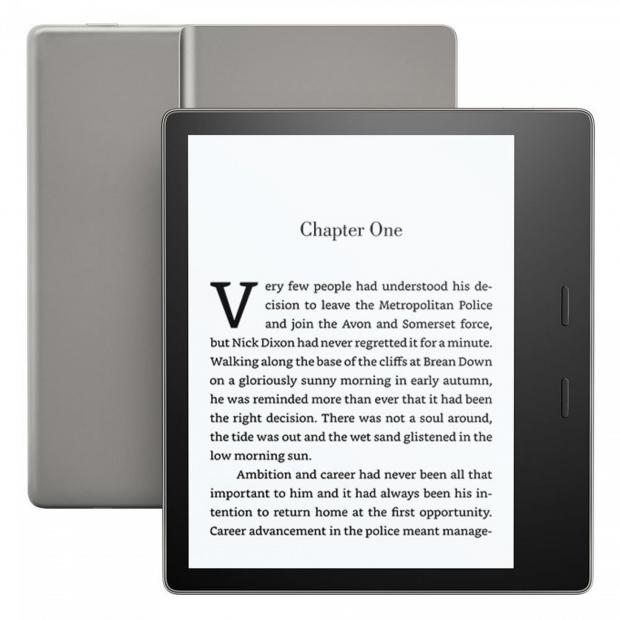 Richmond and Twickenham Times: All-New Kindle Oasis E-Reader, £229.99