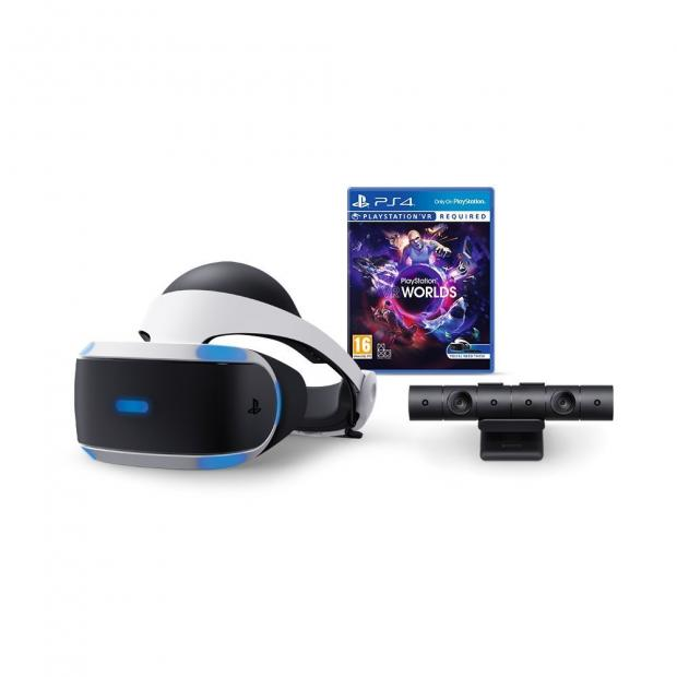 Richmond and Twickenham Times: PlayStation VR starter bundle including VR Worlds and camera