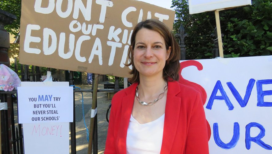 An interview with Helen Hayes MP