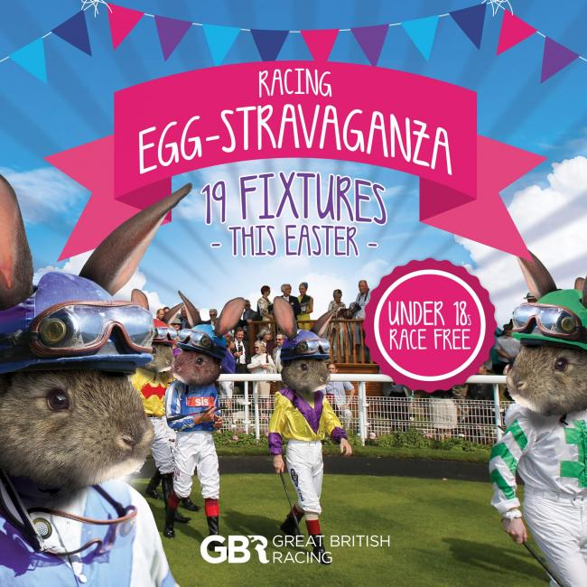 Kempton park hosts family fun horse racing weekend this easter lots of fun to be had this easter weekend negle Images