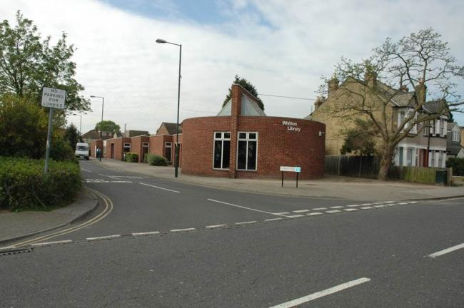 Whitton library re-opens today