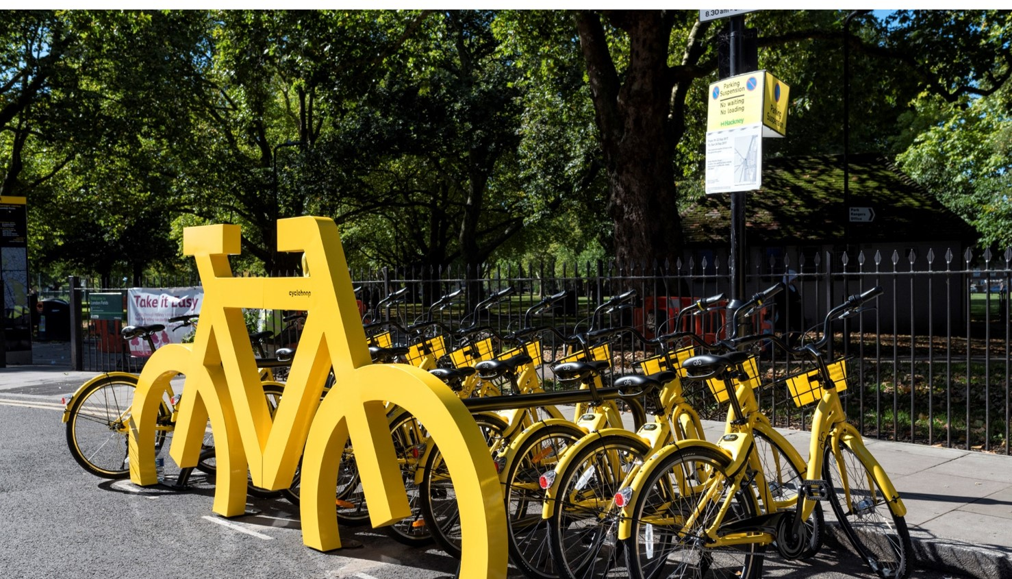 Ofo named as dockless bike provider in Richmond