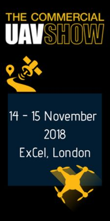 The Commercial UAV Show UK 2018