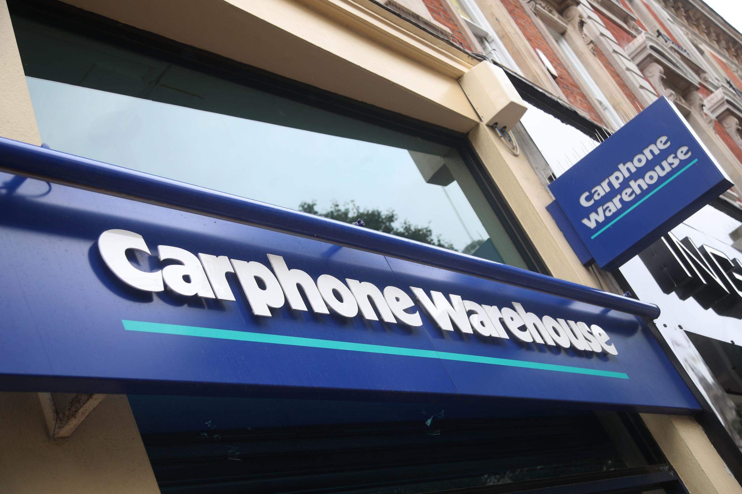 Retailer Dixons Carphone has become the latest victim of a cyber attack after revealing 5.9 million customer bank card details and 1.2 million personal data records were hacked (Yui Mok/PA)