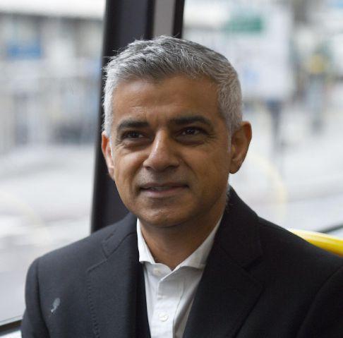 Richmond and Twickenham Times: London Mayor Sadiq Khan