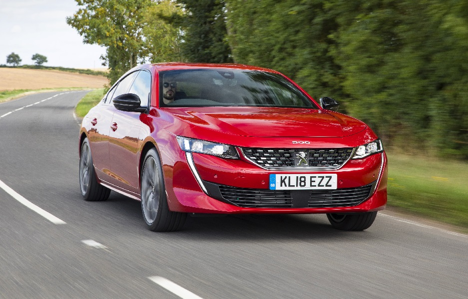 First drive of the Peugeot 508
