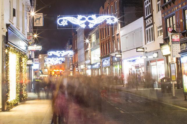 Christmas Lighting Richmond Va.Richmond Christmas Lights Switch On Set To Light Up The