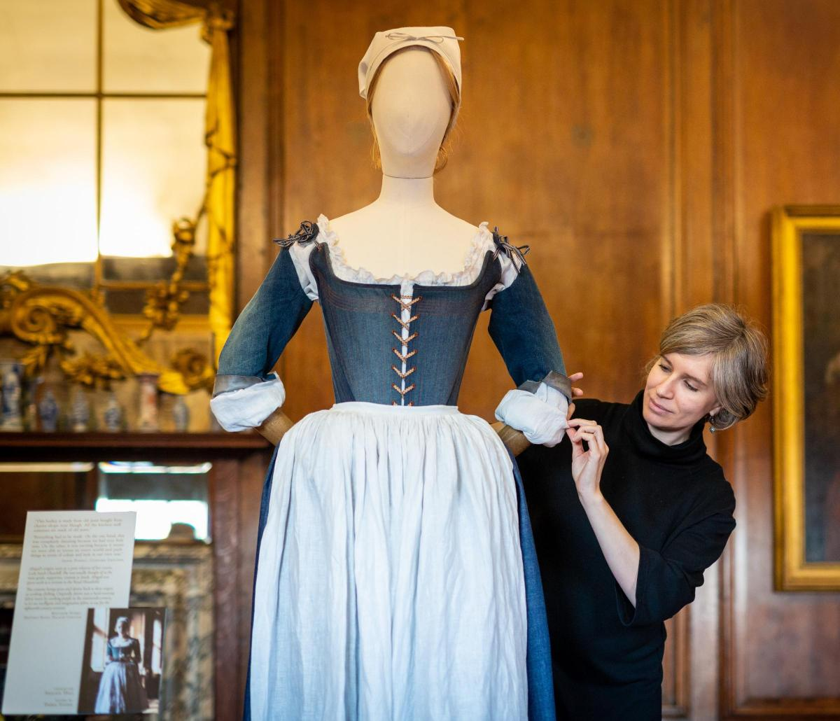 Costumes from BAFTA nominated film The Favourite to be