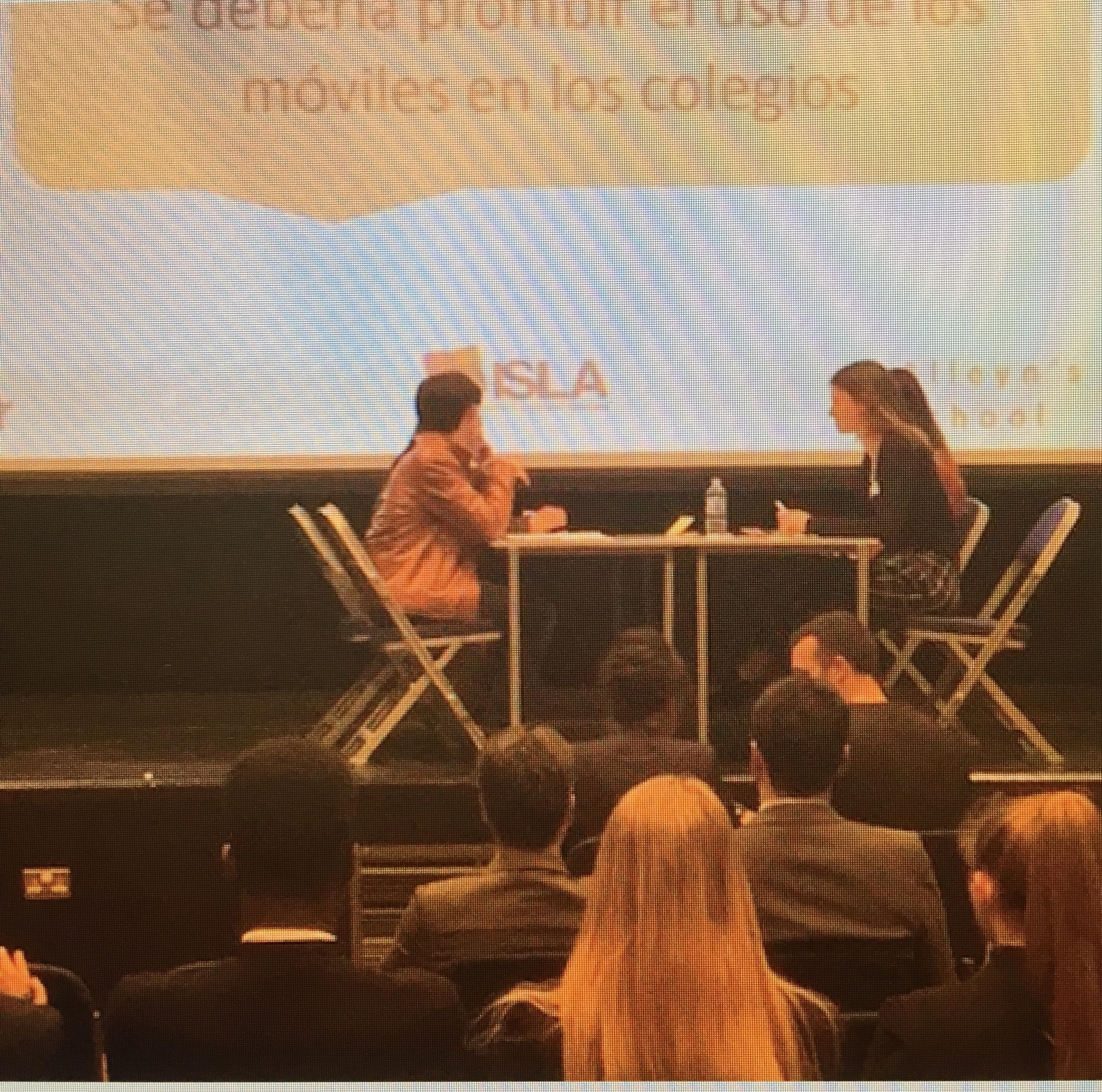 London schools Spanish debating competition by Eitan Orenstein, Hampton School