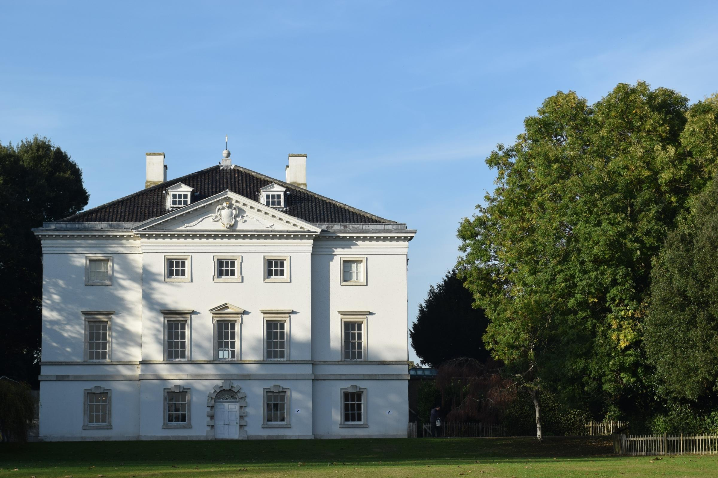 Marble Hill House.