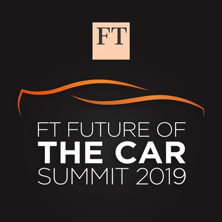 FT Future of the Car Summit 2019 | London | 14 - 15 May