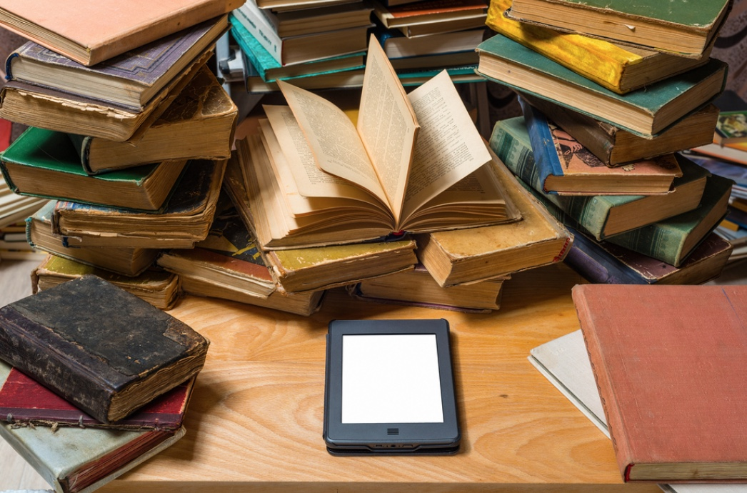 Are Paperback Books A Dying Breed? by Sophie Pilendiram Coloma