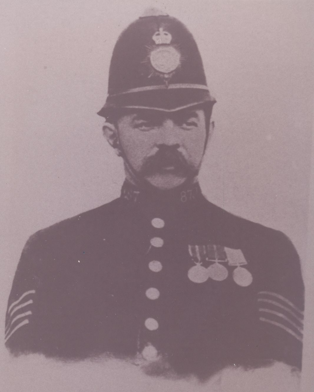 The 1919 Epsom riot, the attack on Epsom Police Station and the death of Sergeant Thomas Green.