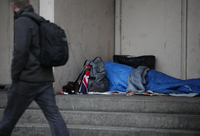 Council awarded new funding to tackle rough sleeping in the borough