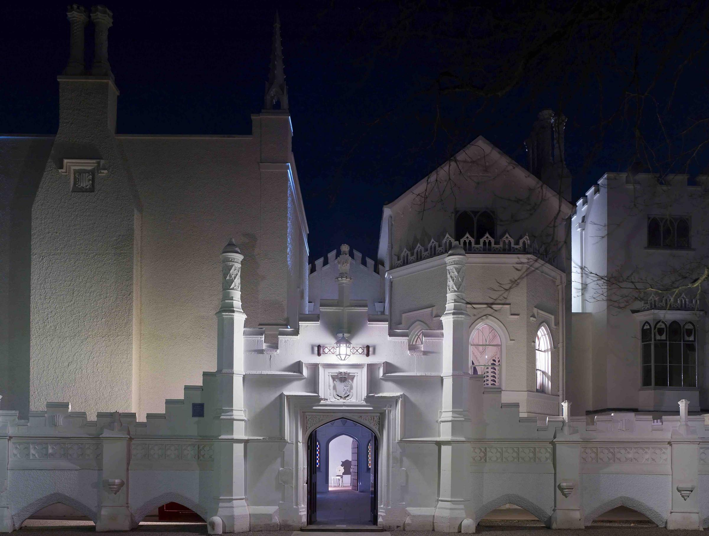 Twilight Guided House Tours of Strawberry Hill House