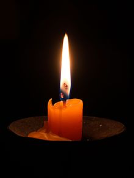 Candles are commonly used in vigils.