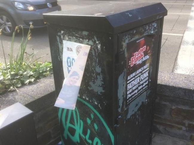 Richmond Council says it will clamp down on unauthorised posters