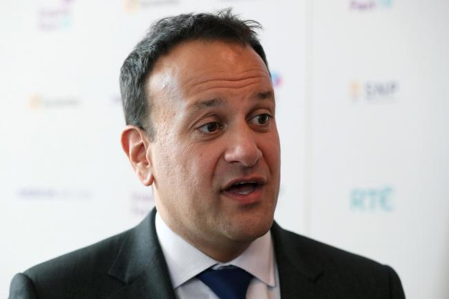 Taoiseach Leo Varadkar, who was speaking at Inspirefest at the BGE Theatre in Dublin