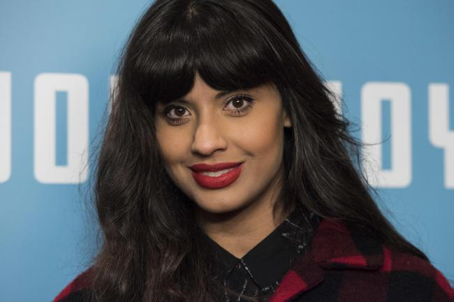 Actress Jameela Jamil discussed her own experience of having an abortion